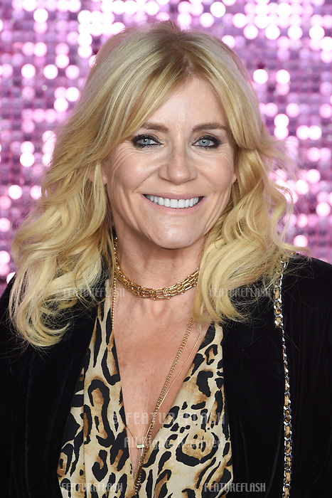 """LONDON, UK. October 23, 2018: Michelle Collins at the world premiere of """"Bohemian Rhapsody"""" at Wembley Arena, London.<br /> Picture: Steve Vas/Featureflash"""