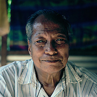 Rev Koae Taburimai from the Kiribati Protestant Church 'Our concern for the global change is with us and like other people who are worried about what is happening in the future I have the same feeling as to what kind of trouble will happen. It's beyond my understanding and my human power but everything God knows and he will work out his purpose for the whole of creation.'.