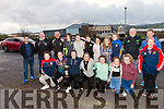 The Colaiste na Sceilge U15 Rugby side who claimed a Munster Title on Tuesday in CIT pictured front l-r; Jessica O'Neill, Anna Kate Cournane, Mary Beth O'Donoghue(Captain), Cliodhna Guiney, Shona Fitzpatrick, Caoimhe Cournane, Megan Mahony, back l-r; David Hussey(Coach), Séamus Curran(Coach), Tony Cournane(Coach), Mary Ellen Bolger, Jessica Galvin, Emily O'Sullivan, Cara O'Shea, Maura Mahoney, Clodagh Graef, Robbie O'Mahony(Coach), Paul Clifford(Teacher/Manager), & Jane Byrne(Teacher/Manager).