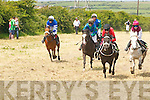 Action shots at the Ballybunion Races on Sunday.