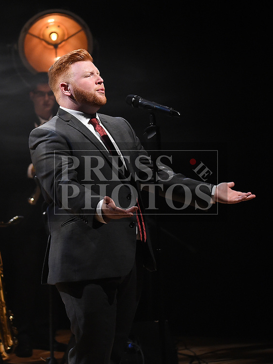 Seán Tester performing at his sellout shows in the Droichead Arts Centre. Photo:Colin Bell/pressphotos.ie