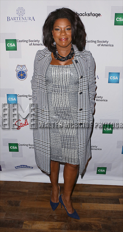 Lorraine Toussaint attends the 30th Annual Artios Awards at 42 WEST on January 22, 2015 in New York City.