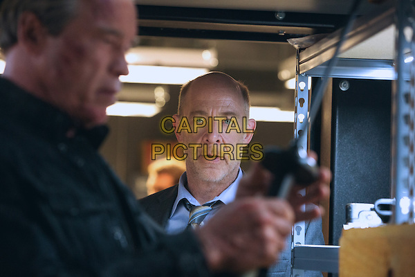 Terminator Genisys (2015)  <br /> Arnold Schwarzenegger, J.K. Simmons<br /> *Filmstill - Editorial Use Only*<br /> CAP/KFS<br /> Image supplied by Capital Pictures