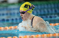Ruby Matthews, 200m IM. Swimming New Zealand National Short Course Championships, National Aquatic Centre, New Zealand, Wednesday 3rd October 2018. Photo: Simon Watts/www.bwmedia.co.nz
