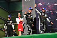 #88 DEMPSEY PROTON RACING (DEU) PORSCHE 911 RSR GTE AM KHALED AL QUBAISI (ARE) RICCARDO PERA (ITA) MATTEO CAIROLI (ITA) THIRD LMGTE AM