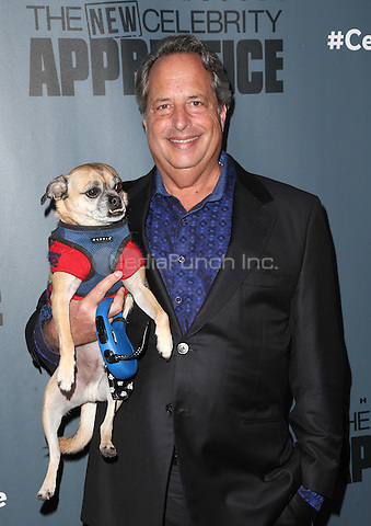 "Universal City, CA - DECEMBER 09: Jon Lovitz, Jerry Bruckheimer III, At Q&A For NBC's "" The New Celebrity Apprentice"" At NBC Universal Lot, California on December 09, 2016. Credit: Faye Sadou/MediaPunch"