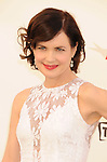 LOS ANGELES, CA - JUNE 07: Elizabeth McGovern arrives at the 40th AFI Life Achievement Award honoring Shirley MacLaine at Sony Pictures Studios on June 7, 2012 in Los Angeles, California.