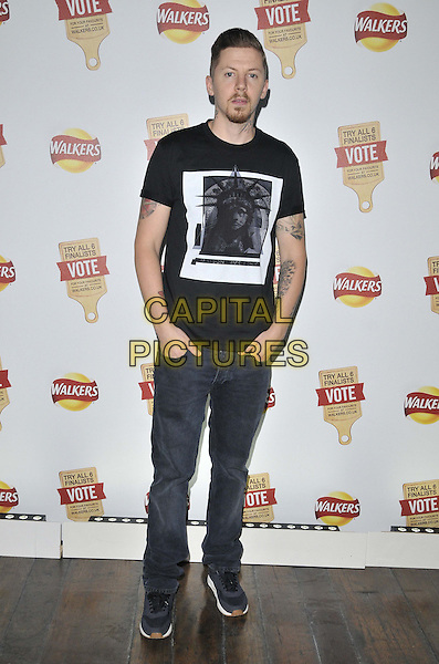 LONDON, ENGLAND - JULY 28: Stephen Paul Manderson aka Professor Green attends the Walkers Crisps Do Us A Flavour campaign party, Paramount, Centre Point, New Oxford St., on Monday July 28, 2014 in London, England, UK. <br /> CAP/CAN<br /> &copy;Can Nguyen/Capital Pictures