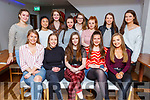 Tara Lynch from Clogher Li Tralee celebrating her 18th birthday in La Scala on Friday night.<br /> Seated l-r, Katie Nagle, Maria Dwyer, Tara Lynch, Stella McElligott and Laura Harty.<br /> Back l-r, Vilte Dubickaite, Sarah Ferguson, Laura Egan, Aideen Fox, Shauna Flynn, Rachel O'Regan, Jenny Fox and Rachel Godley.