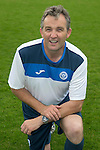 St Johnstone FC Photocall, 2015-16 Season....03.08.15<br /> Manny Fowler, Kit Manager<br /> Picture by Graeme Hart.<br /> Copyright Perthshire Picture Agency<br /> Tel: 01738 623350  Mobile: 07990 594431