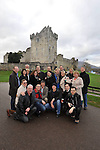 Members of the IBM conference group pictured touring the Lakes of Kilalrney in 2012..Picture by Don MacMonagle