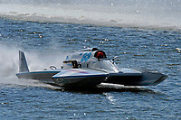 """Mark Weber, GNH-83 """"Blue Mule II (Grand National Hydroplane(s)"""