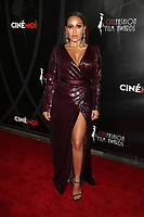 HOLLWOOD, CA - October 08: Adrienne Bailon, At 4th Annual CineFashion Film Awards At On El Capitan Theatre In California on October 08, 2017. <br /> CAP/MPI/FS<br /> &copy;FS/MPI/Capital Pictures