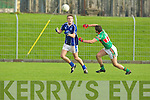 Giles O'Grady Kerins O'Rahillys v  Clonakilty in the Munster club football championship at Austin Stacks park on Sunday