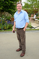 Ed Balls at the Chelsea Flower Show 2018, London, UK. <br /> 21 May  2018<br /> Picture: Steve Vas/Featureflash/SilverHub 0208 004 5359 sales@silverhubmedia.com