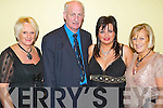 Shindig: Making the most of the evening at the 9th Annual Country Music Festival Weekend in the Brandon Hotel, Tralee, on Saturday were Helen OShea, Tom Fitzgibbon, Country Singer Trudi Lawlor and Vera Power..