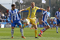 Colchester United vs Millwall 02-04-16