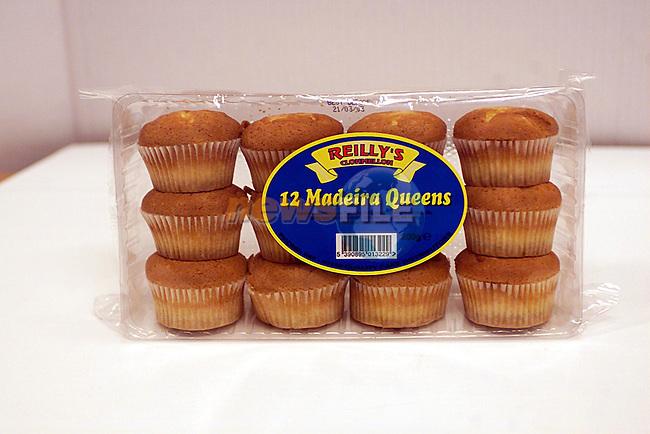 12 Madeira Buns..Pic Newsfile