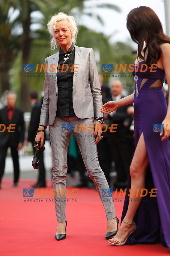 Emma Miller - Ellen von Unwerth <br /> Festival del Cinema di Cannes 2015<br /> Foto Panoramic / Insidefoto
