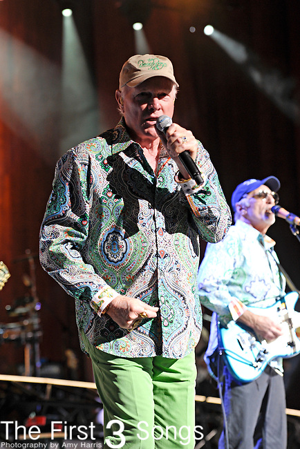 Mike Love of The Beach Boys performs at Blossom Music Center on June 13, 2011 in Cleveland, Ohio.