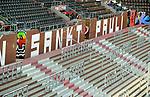 nph00001  Millerntor-Stadion, leere Stehplaetze<br /> Hamburg, 17.05.2020, Fussball 2. Bundesliga, FC St. Pauli - 1. FC Nuernberg <br /> <br /> Foto: Tim Groothuis/Witters/Pool//via Kokenge/nordphoto