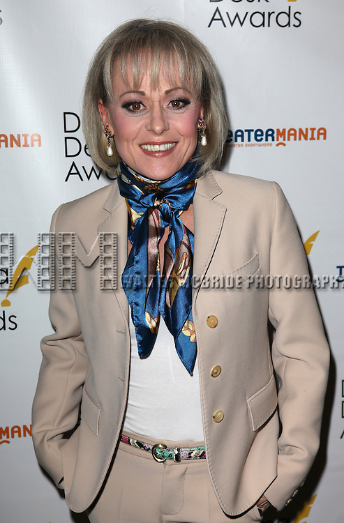 Tracie Bennett.attending the 57th Annual Drama Desk Nominees Reception at Oceana Restaurant in New York City on 5/8/2012. © Walter McBride/WM Photography .