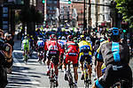 Peloton with Team Sky, Vattenfall Cyclassics, Hamburg, Germany, 24 August 2014, Photo by Thomas van Bracht
