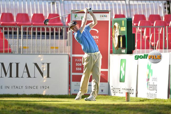 72&deg; Italian Open - 18-09-2015 Golf Club Milano - Monza<br /> During the second round
