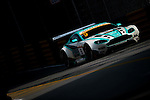 Xin Jiang races the Macau GT Cup during the 61st Macau Grand Prix on November 14, 2014 at Macau street circuit in Macau, China. Photo by Aitor Alcalde / Power Sport Images