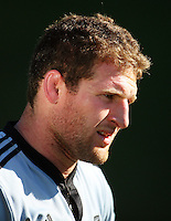 All Blacks number eight Kieran Read. All Blacks Training Session at Rugby League Park, Newtown, Wellington. Thursday 17 September 2009. Photo: Dave Lintott/lintottphoto.co.nz