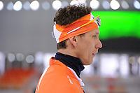 SPEEDSKATING: SOCHI: Adler Arena, 20-03-2013, Training, Stefan Groothuis (NED), © Martin de Jong