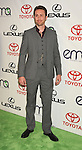 BURBANK, CA - SEPTEMBER 29: Philippe Cousteau  arrives at the 2012 Environmental Media Awards at Warner Bros. Studios on September 29, 2012 in Burbank, California.