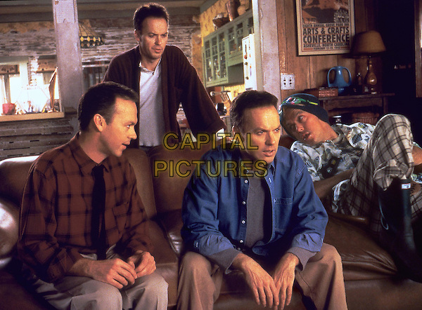 MICHAEL KEATON.in Multiplicity .*Filmstill - Editorial Use Only*.CAP/NFS.Supplied by Capital Pictures.