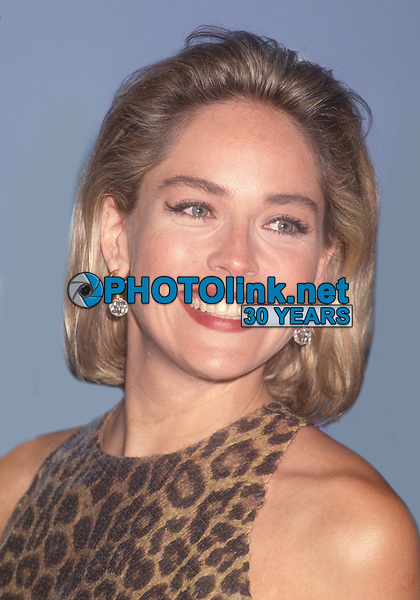 Sharon Stone Undated<br /> Photo By John Barrett/PHOTOlink