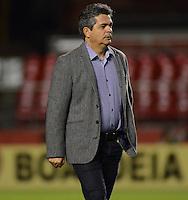 SAO PAULO SP, 05 Junho 2013 -  SAO PAULO X GOIAS -   ney Franco  durante partida válida pela quarta rodada do campeonato brasileiro de 2013 no Estádio do Morumbi em São Paulo, nesta quarta , 06. (FOTO: ALAN MORICI / BRAZIL PHOTO PRESS).