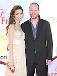 Summer Glau and Joss Whedon attends the Dizzy Feet Foundation's Celebration of Dance Gala held at The Dorothy Chandler Pavilion at The Music Center in Los Angeles, California on July 28,2012                                                                               © 2012 DVS / Hollywood Press Agency