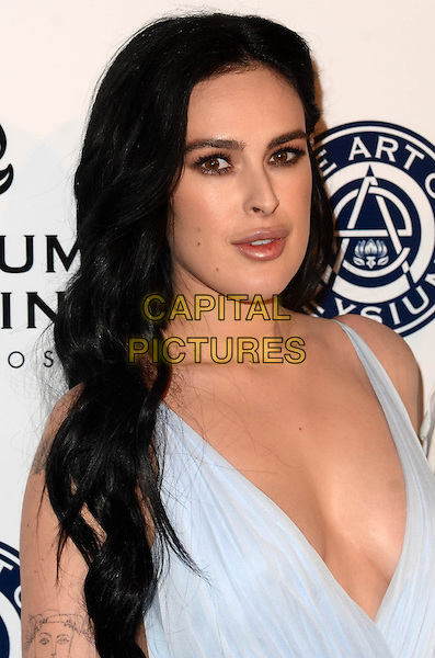 LOS ANGELES, CA - JANUARY 7: Rumer Willis at the The Art Of Elysium Tenth Annual Celebration 'Heaven' Charity Gala at Red Studios in Los Angeles, California on January 7, 2017. <br /> CAP/MPI/DE<br /> &copy;DE/MPI/Capital Pictures