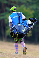 Caddie during the third round of the of the Barclays Kenya Open played at Muthaiga Golf Club, Nairobi,  23-26 March 2017 (Picture Credit / Phil Inglis) 25/03/2017<br /> Picture: Golffile | Phil Inglis<br /> <br /> <br /> All photo usage must carry mandatory copyright credit (© Golffile | Phil Inglis)