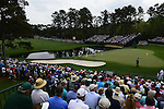 AUGUSTA, GA - APRIL 11: A general view during the First Round of the 2013 Masters Golf Tournament at Augusta National Golf Club on April 10in Augusta, Georgia. (Photo by Donald Miralle) *** Local Caption ***