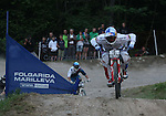 2012 Mountain Bike 4 X Pro Tour, Val Di Sole Italy . Michal PROKOP on 02/06/2012, Val Di Sole, Italy..© Pierre Teyssot