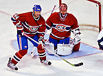 31 March 2007: Montreal Canadiens defenseman Sheldon Souray (44) in action against the Buffalo Sabres at the Bell Centre in Montreal, Canada...Mandatory Photo Credit: Ed Wolfstein Photo *** Editorial Sales through Icon Sports Media *** www.iconsportsmedia.com