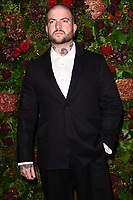 Jamie Lloyd<br /> arriving for the Evening Standard Theatre Awards 2019, London.<br /> <br /> ©Ash Knotek  D3539 24/11/2019