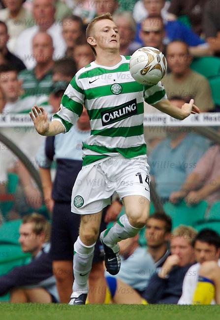 Derek Riordan, Celtic.stock season 2006-2007.pic willie vass
