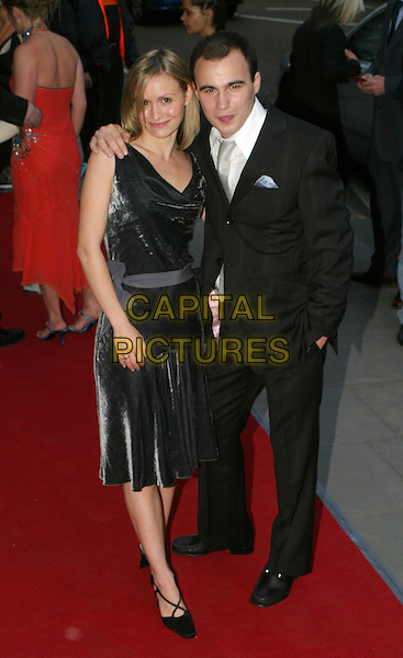 ROLAND MANOOKIAN.The Football Factory - UK Charity Film Premiere, Odeon, West End, London, WC2.May 10th, 2004.full length, full-length.www.capitalpictures.com.sales@capitalpictures.com.© Capital Pictures..