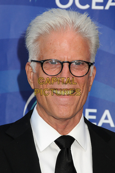 Ted Danson <br /> 6th Annual Oceana SeaChange Gala held at a Private Villa, Laguna Beach, California, USA. <br /> August 18th, 2013<br /> headshot portrait black suit glasses  white shirt tie <br /> CAP/ADM/BP<br /> &copy;Byron Purvis/AdMedia/Capital Pictures