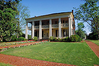 Arlington antebellum home in Birmingham, Alabama. Birmingham Alabama United States.
