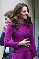 Duchess of Cambridge Visits Royal Opera House