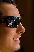NASCAR driver Kyle Busch during Food Lion Speed Street in uptown Charlotte, NC.