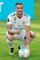 Real Madrid's new player Theo Hernandez.