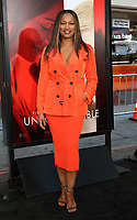 HOLLYWOOD, CA - APRIL 18: Garcelle Beauvais at the premiere of 'Unforgettable' at the TCL Chinese Theatre on April 18, 2017 in Hollywood, California. <br /> CAP/MPI/DE<br /> &copy;DE/MPI/Capital Pictures